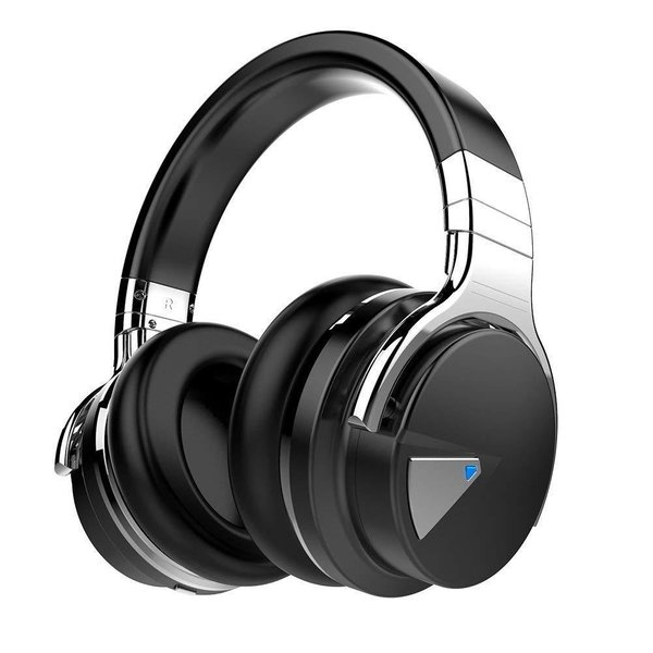 cowin E7 Casque Audio à Réduction Active de Bruit Over-Ear Bluetooth 4.0 Stéréo Écouteurs sans Fil a
