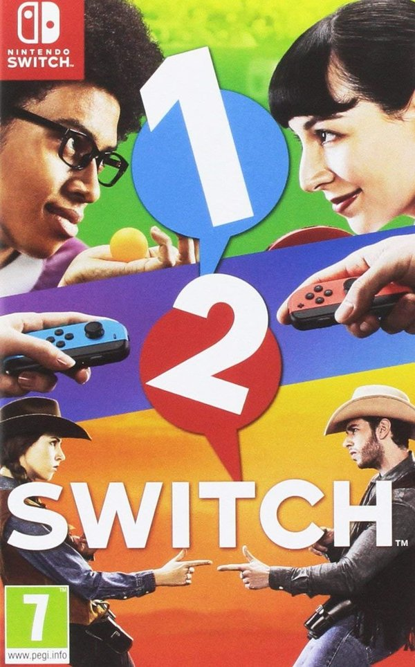 1-2 Switch de Nintendo