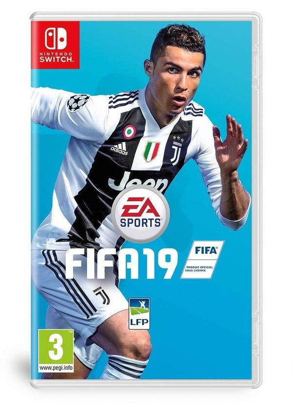 FIFA 19  sur Nintendo-switch