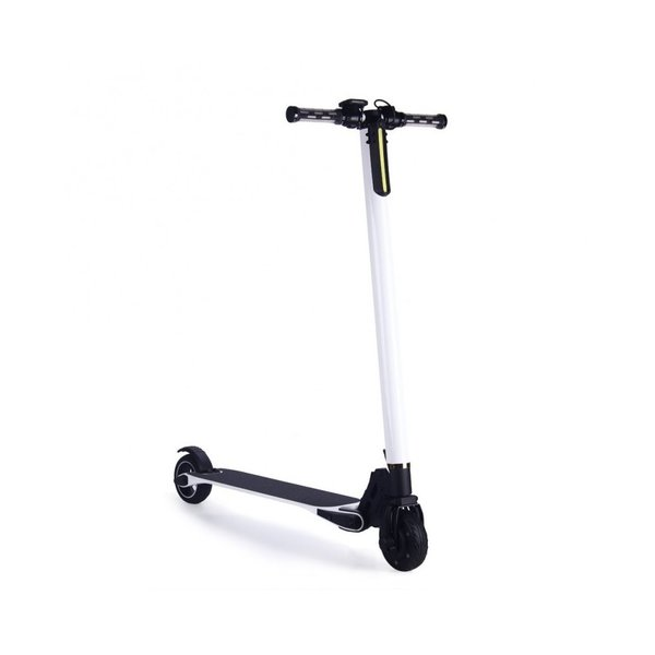Trottinette électrique new Carbone Road Blanche